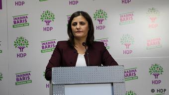 HDP'li Taşdemir ise Türkiye'nin Suriye'ye operasyon niyetini güçlü görüyor