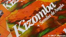 Berlin Flyer Kizomba de Angola