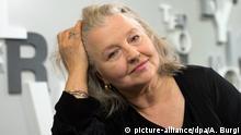 Hanna Schygulla, deutsche Schauspielerin | 65. Frankfurter Buchmesse