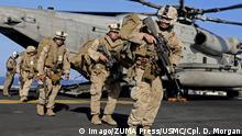 US Truppen im Persischen Golf