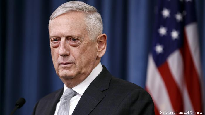 James Mattis (picture-alliance/AP/C. Kaster)