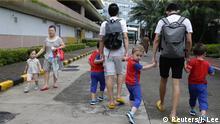 LGBT Familien in China gegen Klischees (Reuters/J. Lee)