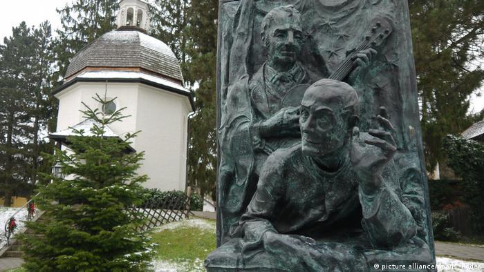 Барельеф в Оберндорфе