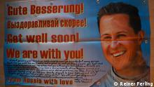 Michael und Mick Schumacher Fanclub in Kerpen Copyright: Reiner Ferling