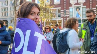 Μπορεί το Volt να κάνει τη διαφορά στο Ευρωκοινοβούλιο;