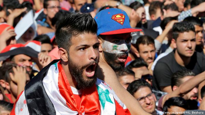 Syria could surprise a few neutral fans at the 2019 Asian Cup. (Getty Images/AFP/L. Beshara)