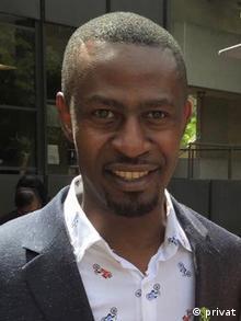 Eric Mwine-Mugaju, ugandischer Schriftsteller und Blogger (privat)