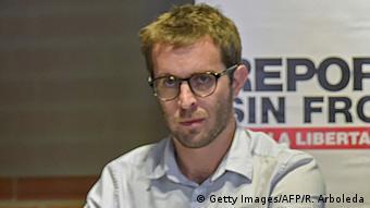 Emmanuel Colombie von Reporter ohne Grenzen