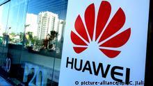China Huawei Filialie in Huaibei