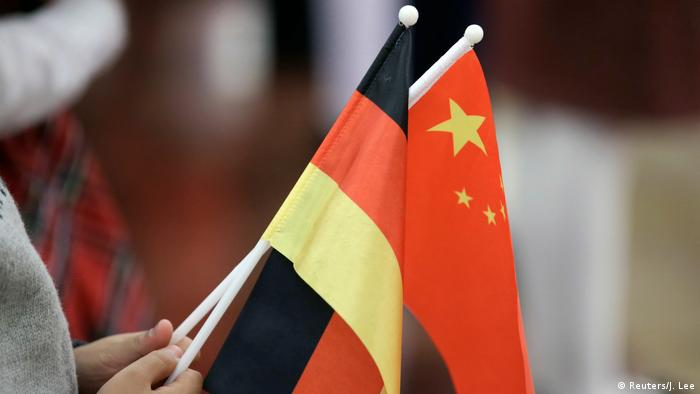Germany, China promise closer trade ties | News | DW | 18 ...
