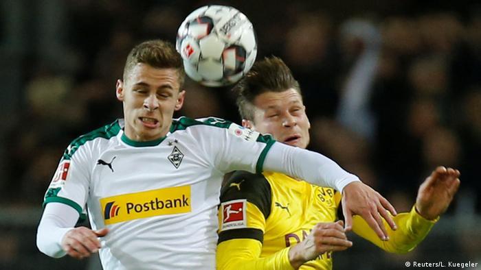 Thorgan Hazard reaches 'personal agreement' with Borussia Dortmund