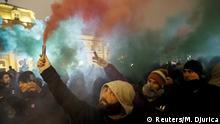 Ungarn Budapest Proteste gegen Regierung
