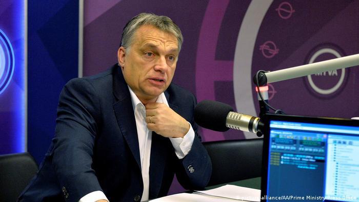 Von Ungarns Premier Viktor Orban distanzierte sich Beer vor ihrer Wahl