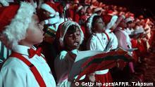 Pakistan Christen Weihnachten ARCHIV