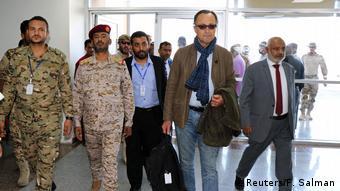 UN Team Untersuchung Yemen