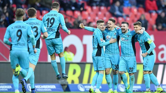 1. FC Nuernberg v Sport-Club Freiburg - Bundesliga (Getty Images/S. Widmann)