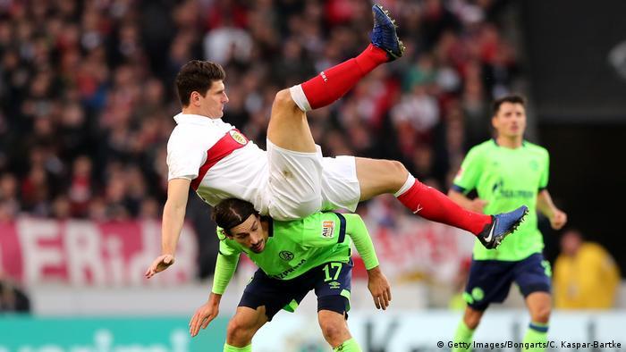 Bundesliga - VfB Stuttgart vs Schalke 04 (Getty Images/Bongarts/C. Kaspar-Bartke)