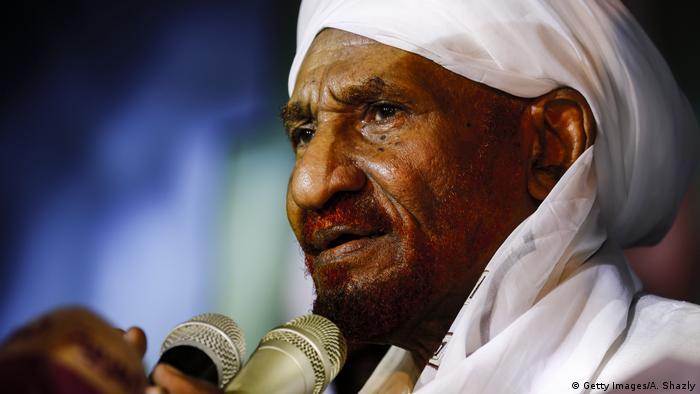 Sudan Sadiq Al-Mahdi