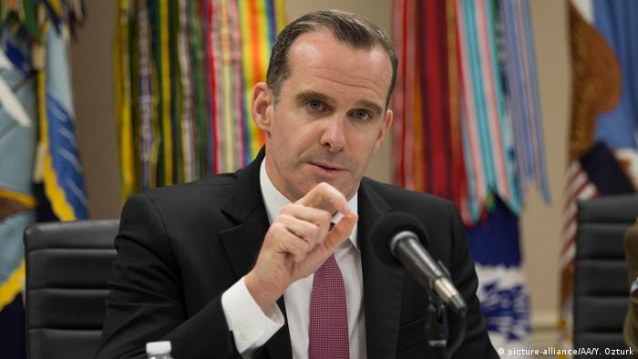 برت مک گورگ، هماهنگ کننده سیاست خاورمیانه در شورای امنیت ملی آمریکا
