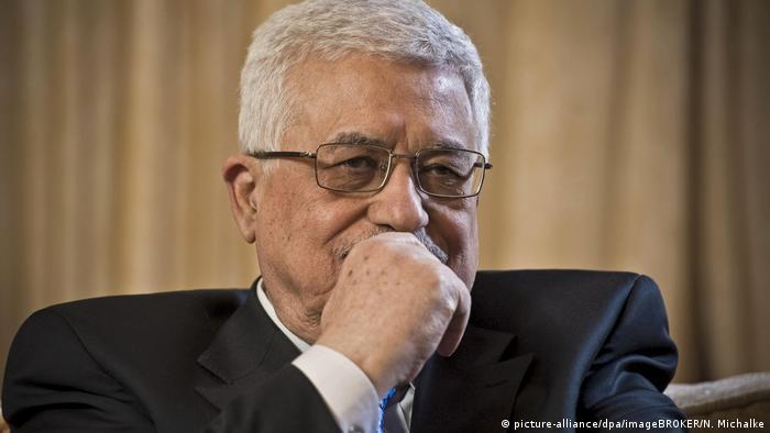 Palästina Mahmud Abbas