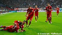 Deutschland Bundesliga - Eintracht Frankfurt v Bayern München | Tor Rafinha