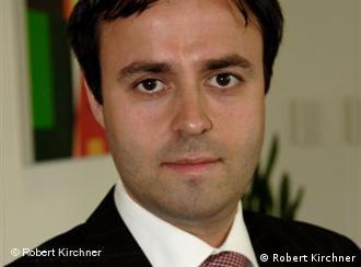 Роберт Кірхнер: газова зника - суперечливий сигнал