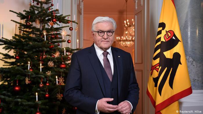 Bundespräsident Frank-Walter Steinmeier Weihnachtsansprache 2018