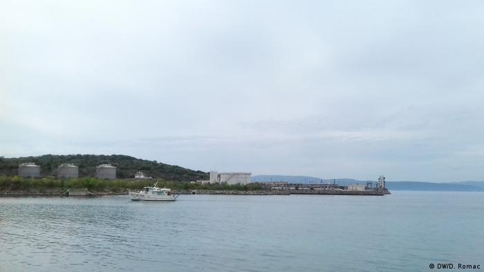 Krotien - Insel Krk