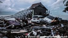 Indonesien Nach dem Tsunami