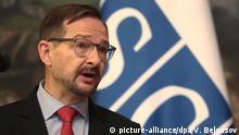 Thomas Greminger Generalsekretär OSZE