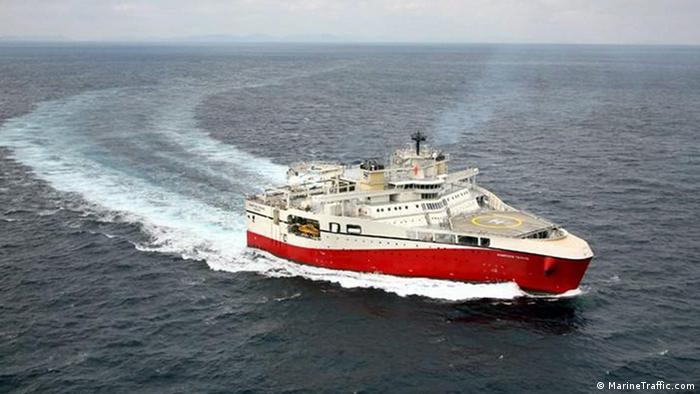 Ramform Tethys vessel intercepted by Venezuelan authorities in disputed waters