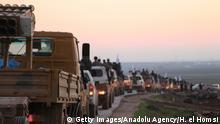 Syrien | Free Syrian Army (FSA) auf dem Weg zur Front in Manbij