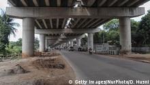 Indonesien | Infrastruktur in Jakarta