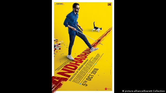 ANDHADHUN Bollywood Film 2018 (picture-alliance/Everett Collection)