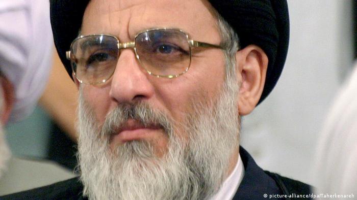 Top Iranian cleric Ayatollah Shahroudi dies