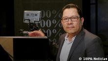 Miguel Mora, Direktor von 100% Noticias. Rechte: 100% Noticias