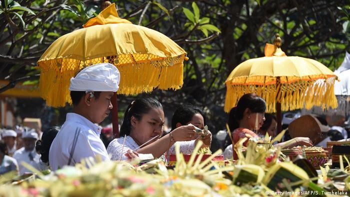 Tradisi Galungan Bali