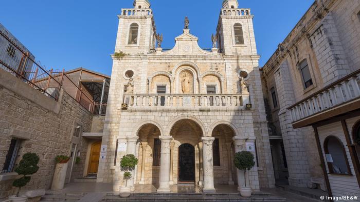 Israel Kafr Kanna, Kirche