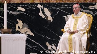 Vatikanstaat Pietro Parolin, italienischer Kardinal