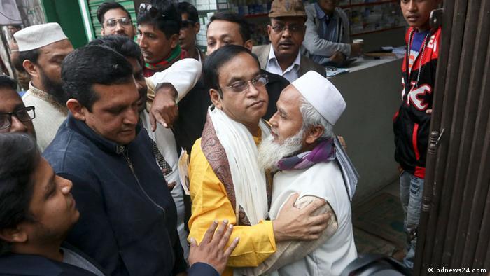 Bangladesch Wahlkampf in Dhaka (bdnews24.com)