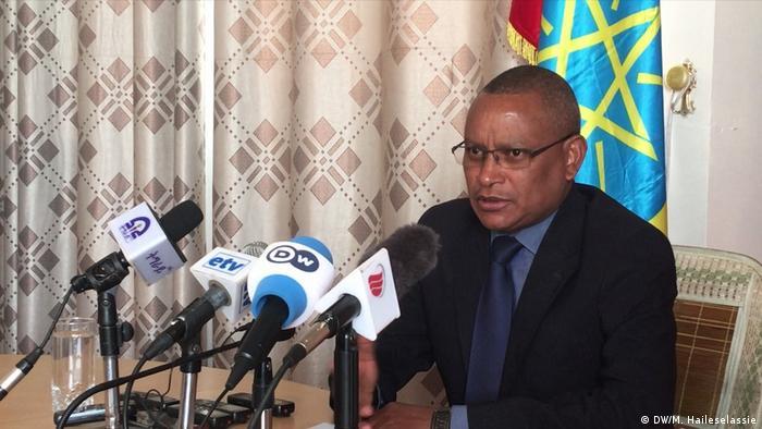 Äthiopien Debretsion Gebremichael, Chairman Tigray People's Liberation Front