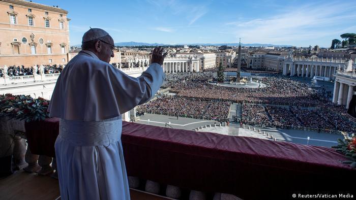 Tysiące ludzi z całego świata przybyło do Rzymu, by wysłuchać orędzia papieża