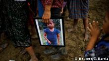 Guatemala Berrdigung von Jakelin Caal