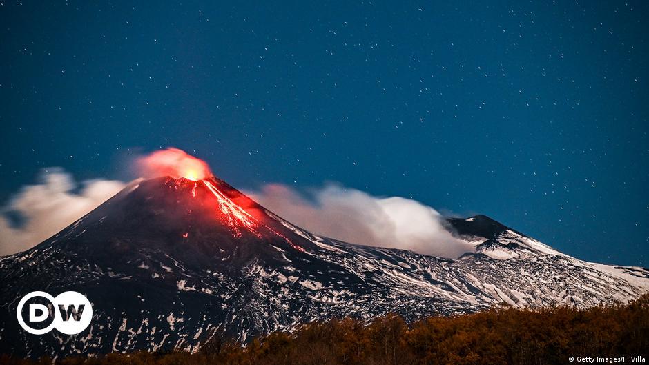 Etna: Europe's highest active volcano
