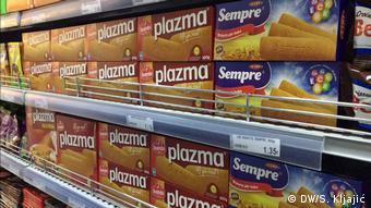 Kosovo | Supermarkt