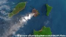 Indonesien | Vulkan Anak Krakatau weiterhin aktiv