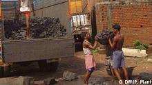 West Bengal's illegal coal mines. West Bengal, India, 25 December, 2018
