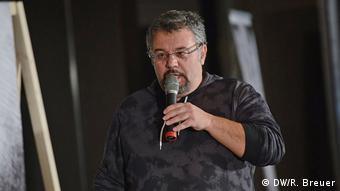 Manol Peykov (DW/R. Breuer)