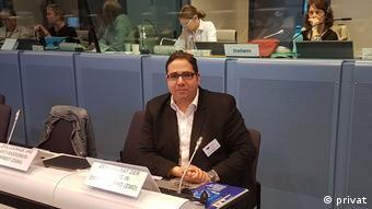 Abdulsamad el Yazidi Islamischer Rat der Muslime in Hessen (privat)