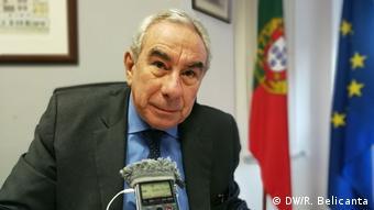 Francisco Ribeiro Telles, Exekutivsekretär der Gemeinschaft der portugiesischsprachigen Länder (CPLP)
